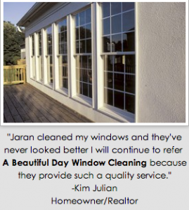 A Beautiful Day Window Cleaning Window Cleaning St George